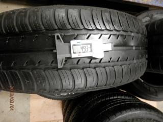 185/60 R 15 GOOD YEAR jeté pneu